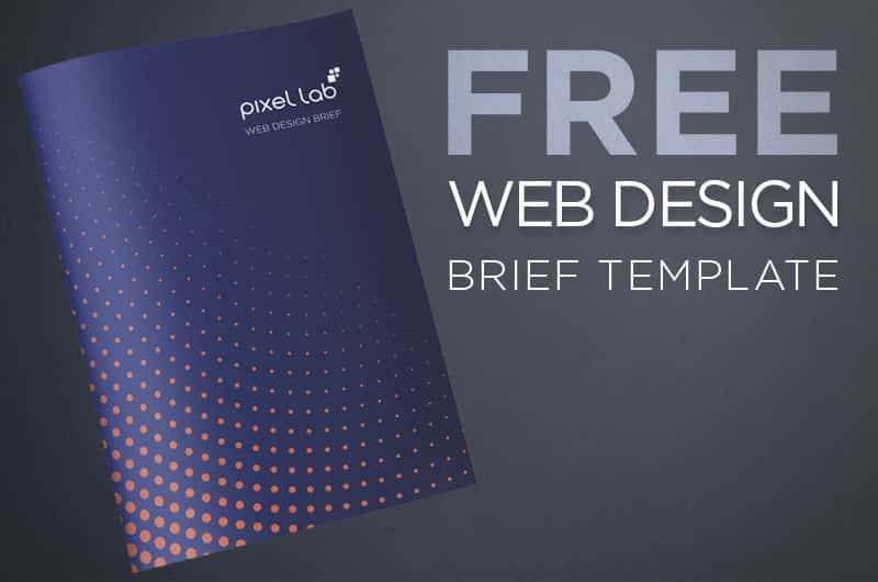 Website Design Brief Template | 2021 Free Template | Web Design Brief